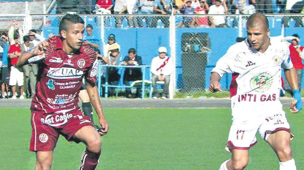 UTC e inti Gas tiene un pie en la Copa Sudamericana 2014.