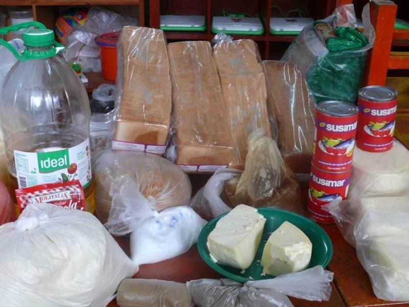 Investigan muerte de niña por consumir alimentos de Qali Warma