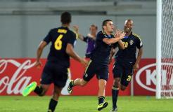 Suecia se instaló en semifinales del mundial sub tras eliminar a la sorprendente Honduras.