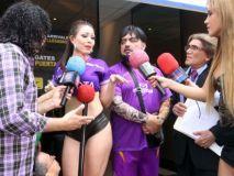[VIDEO] El Especial del Humor: 'Loco' pide a 'Tilsa' que no salir en EVDLV