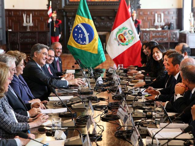 Perú y Brasil regirán sus relaciones comerciales a través del Acuerdo de Complementación Económica.