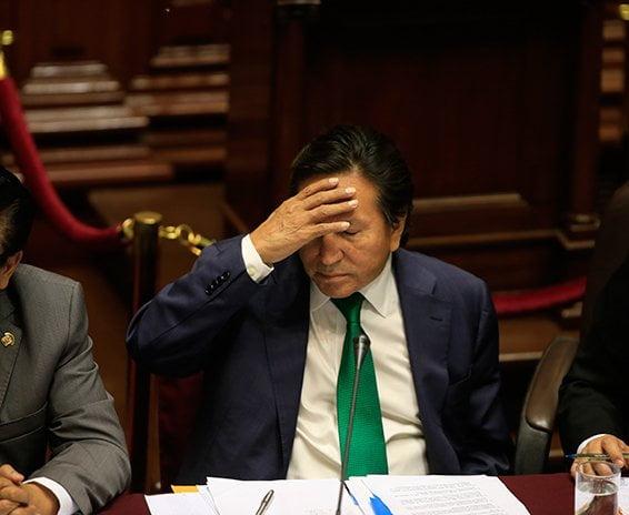 Alejandro Toledo será denunciado por lavado de activos pero dicen que no la teme