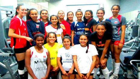 La selección infantil se prepara para hacer un gran sudamericano en Colombia
