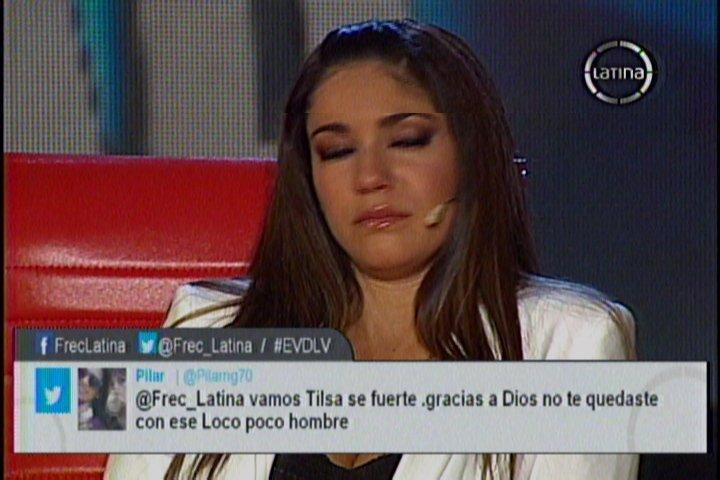 EVDLV: Tilsa Lozano consumió pastillas para la depresión y no quería vivir
