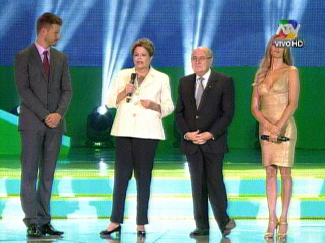En Vivo: El sorteo del Mundial Brasil 2014, todos los equipos listos