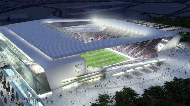 Brasil vs Croacia será el partido inaugural del mundial de fútbol 2014 y se jugará en la Arena de São Paulo.