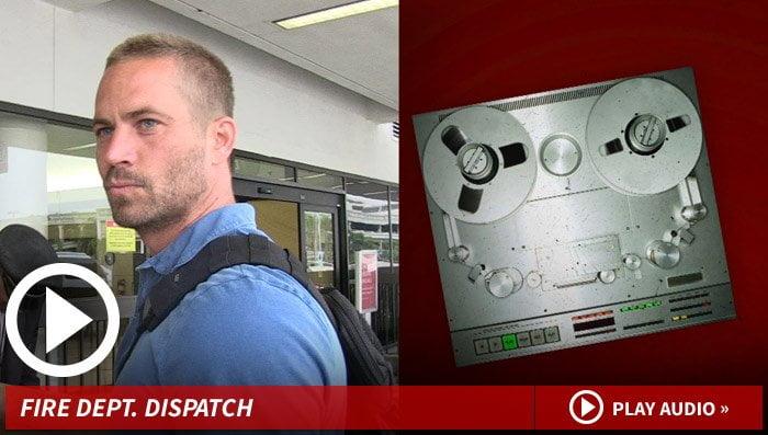 [AUDIO] Paul Walker: Llamada al 911 que confirmó su muerte y un código N