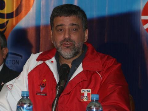 José Quiñónez evaluará por 30 días su renuncia a la presidencia del Comité Olímpico Peruano.