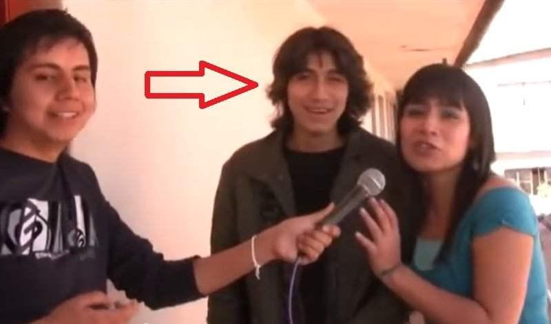 [VIDEO] Así rockeaba Daniel Lazo en Ayacucho en sus inicios