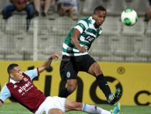 André Carrillo buscará ser un gran aporte para que el Sporting de Lisboa termine el año como puntero en Portugal.
