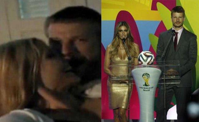 [VIDEO] Brasil 2014: Resucitan video íntimo de Fernanda Lima y Rodrigo Hilbert
