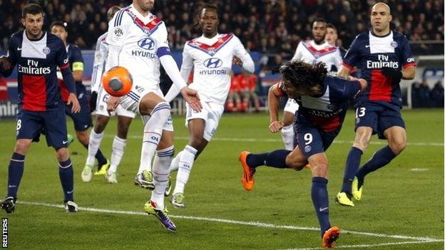 El PSG es claro favorito para derrotar mañana al Evian.