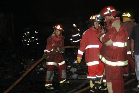 Año Nuevo 2014: Al menos 47 incendios y 17 accidentes se registraron hoy