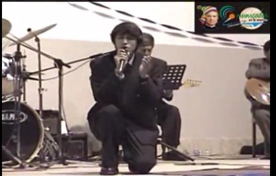 [VIDEO] Daniel Lazo a los 14 años cantando música criolla