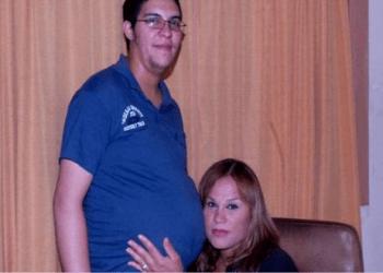'Hombre' embarazado dio a luz una niña en Argentina