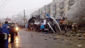 [VIDEO] Rusia: Al menos 10 personas murieron en atentado contra trolebus