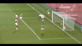 Selección peruana cae 6-0 ante el País Vasco en humillante partido