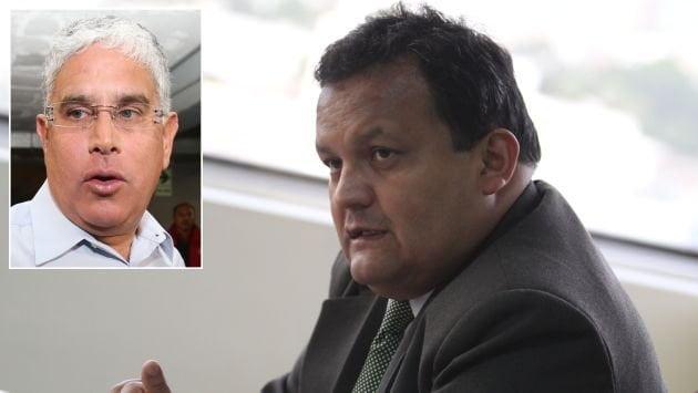 (Foto Peru 21) Bancada de Gana Perú suspende a José Urquizo por López Meneses