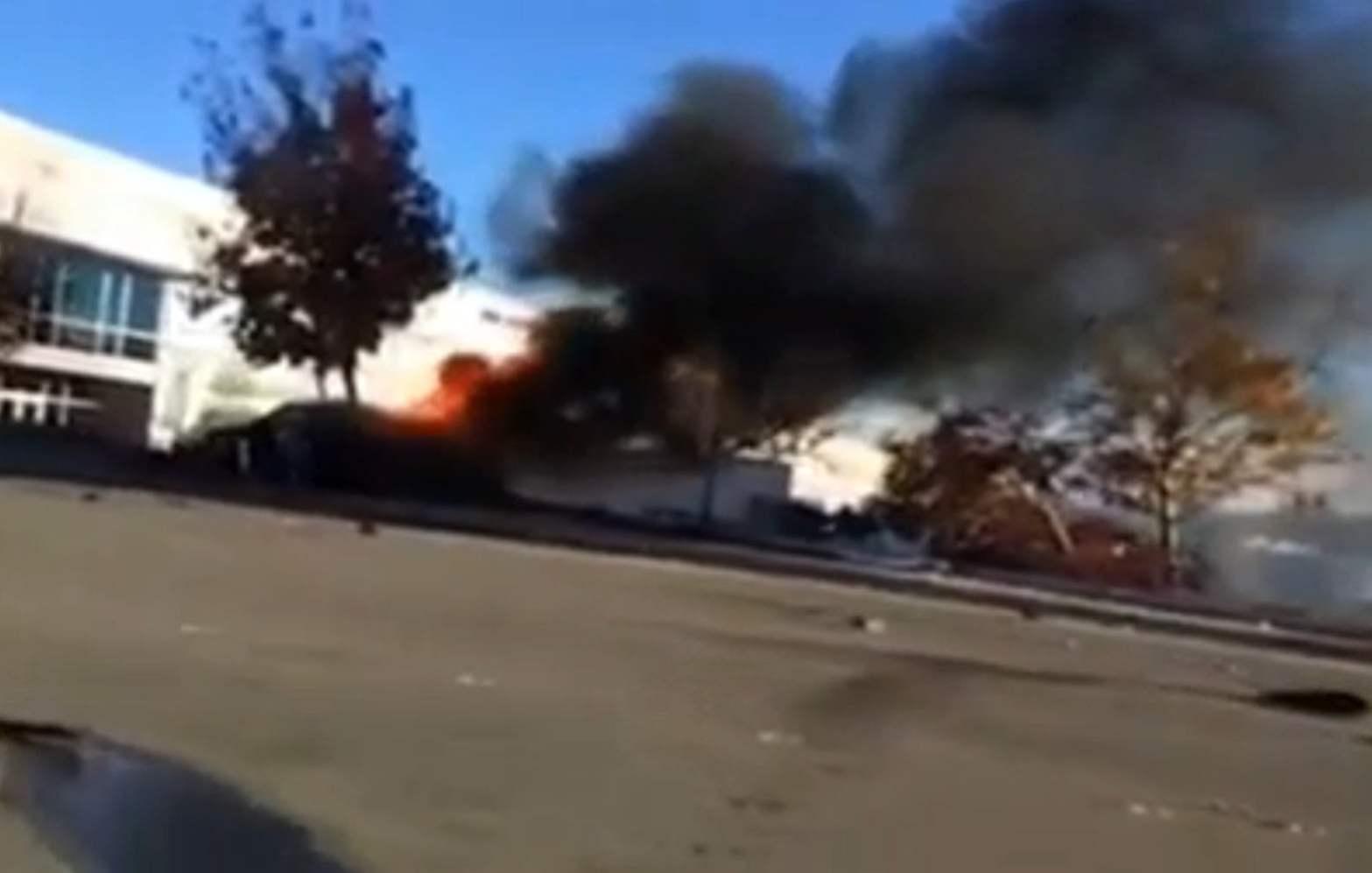 [VIDEO] Paul Walker: Difunden video de violento accidente que lo mató