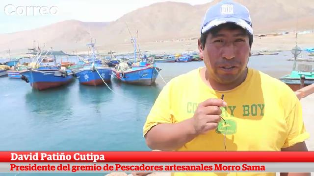 "[VIDEO] Pescadores de Tacna: ""Si fallo es favorable saldremos a pescar al mar que ocupa Chile"""
