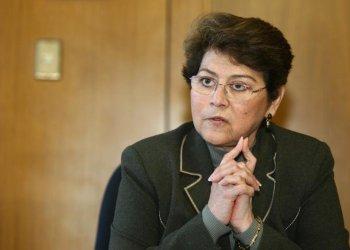 Fiscal suprema Gladys Echaíz confirma renuncia al Ministerio Público