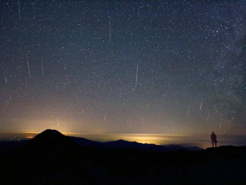 En Vivo: Lluvia de estrellas 'Cuadrántidas' visible gracias a la Nasa