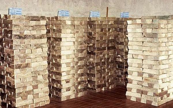 El oro y el cobre representaron en conjunto casi 70% de las exportaciones nacionales en el sector minería.