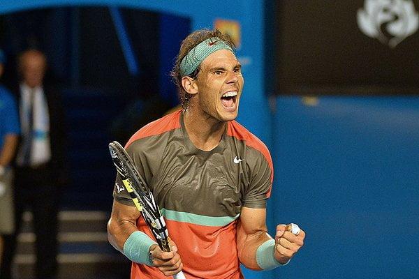 Rafael Nadal superó a un rival complicado como el japonés Nishikori.