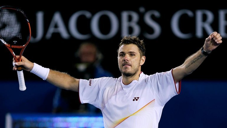 Wawrinka va por el título de Australia ante Nadal o Federer.