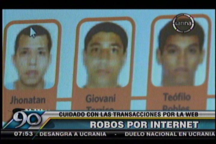 FOTO 90 Segundos / Cuidado: Delincuentes usan webs de comercio electrónico para asaltos
