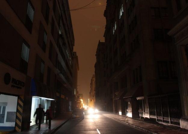 FOTO: Publimetro / Corte de energía eléctríca afectó a Arequipa, Tacna, Moquegua y Puno