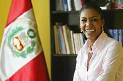 FOTO El Peruano / Congresista Cenaida Uribe es investigada por la Fiscalía de la Nación