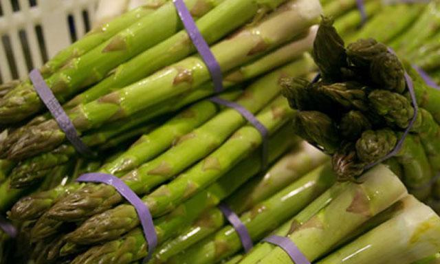 El esparrago fresco es el principal producto no tradicionales que se exportó hacia Estados Unidos en los últimos cinco años.