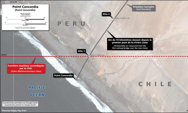 Foto: La República / Chile enviaría nota de protesta al Perú por triángulo terrestre