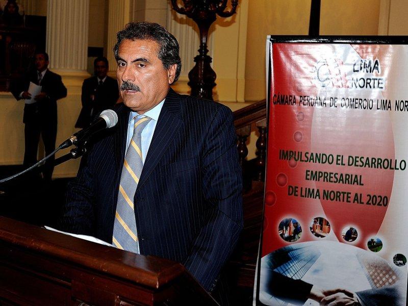 Suerte de Julio Gagó en manos del Pleno tras pedido para suspenderlo 120 días