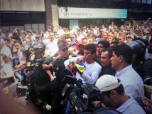 Foto El Universal / [VIDEO] Así se entregó Leopoldo López el más duro opositor del chavismo