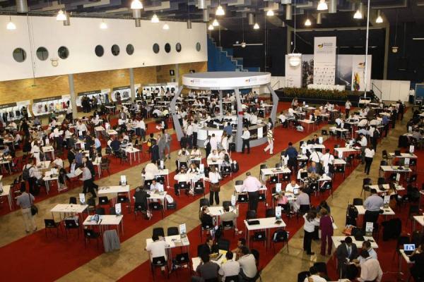 Empresarios peruanos tendrán una gran oportunidad de concretar negocios internacionales en la macrorrueda de Bogotá.