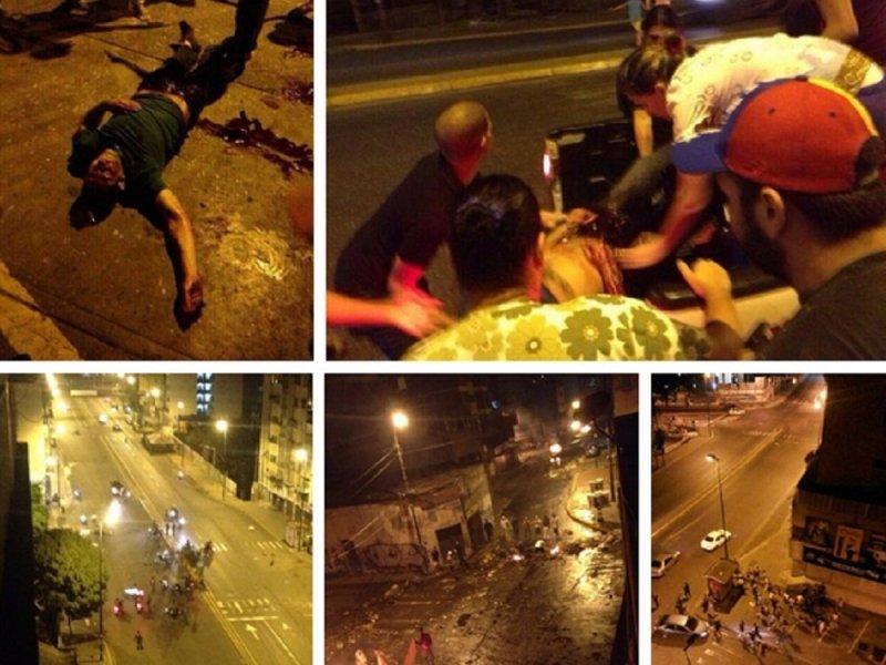 [VIDEOS] Otro manifestante fue asesinado por guardia chavista en Venezuela