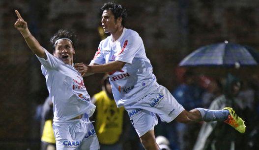 Triunfo alentador del Real Garcilaso del Cusco sobre Cruzeiro de Brasil en la Copa Libertadores.
