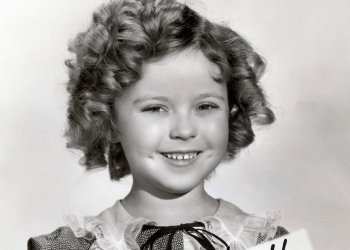 "FOTO www.affashionate.com / [VIDEO] Shirley Temple, la ""niña prodigio"" murió a los 85 años"