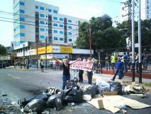 Foto Twitter / Un ciudadano español muere por protestas y represión chavista