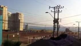[VIDEO] Así se activó la alarma de tsunami tras sismo en Chile ¿y en Perú?