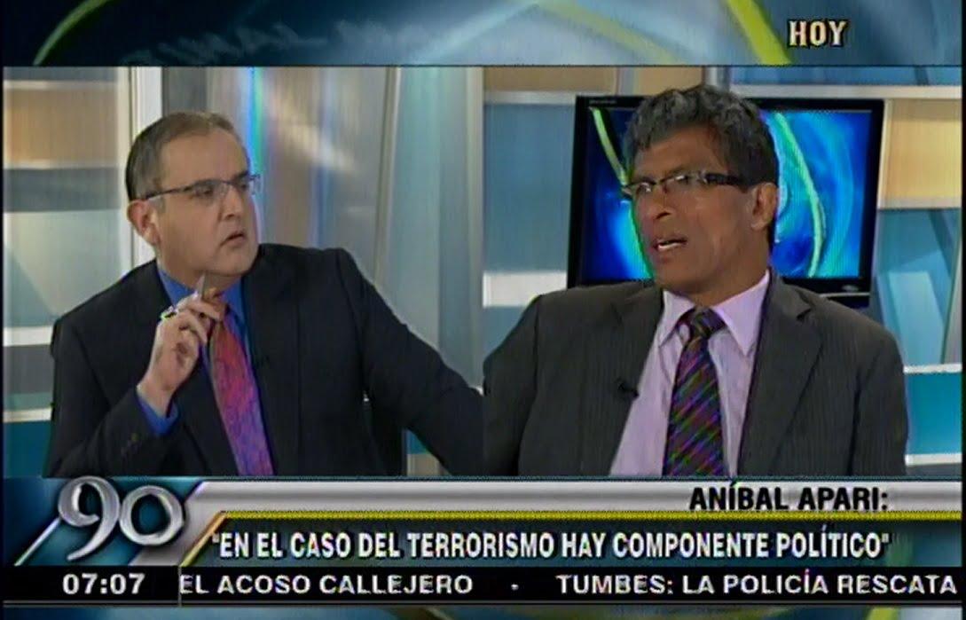 Abogado del MRTA pide al PJ reconocer componente político en terrorismo