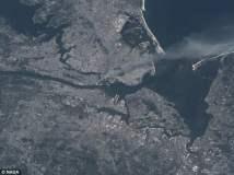 [VIDEO Daily Mail] Impactante: Imágenes inéditas de atentado del 9/11 desde el espacio