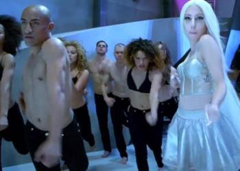 [VIDEO] Un peruano en el videoclip de G.U.Y. de Lady Gaga