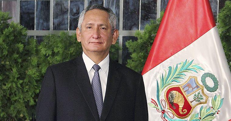 Foto El Peruano / Lea el discurso del premier René Cornejo ante el Pleno del Congreso