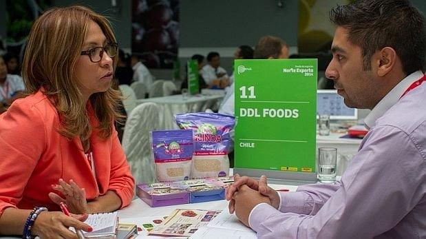 """La Rueda de Negocios """"Norte Exporta 2014"""" fue todo un éxito para las empresarios de la región."""