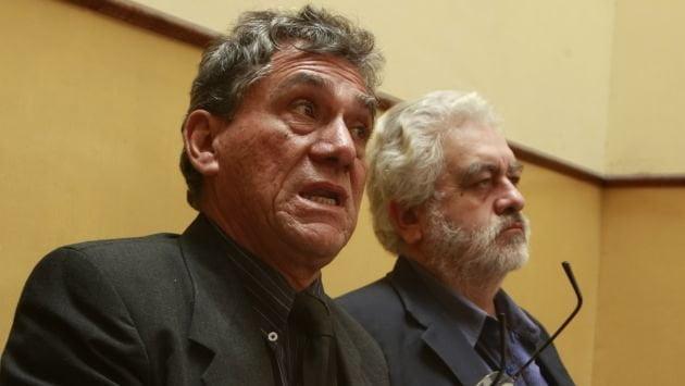 Foto El Comercio / Piden 25 años de prisión para cúpula del Movadef y abogados de Abimael Guzmán