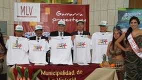 Polos peruanos alusivos al mundial de fútbol Brasil 2014 ya se exportan hacia dicho país.
