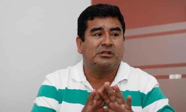 Foto La República / César Álvarez: Juez impide salida del país de presidente regional de Ancash